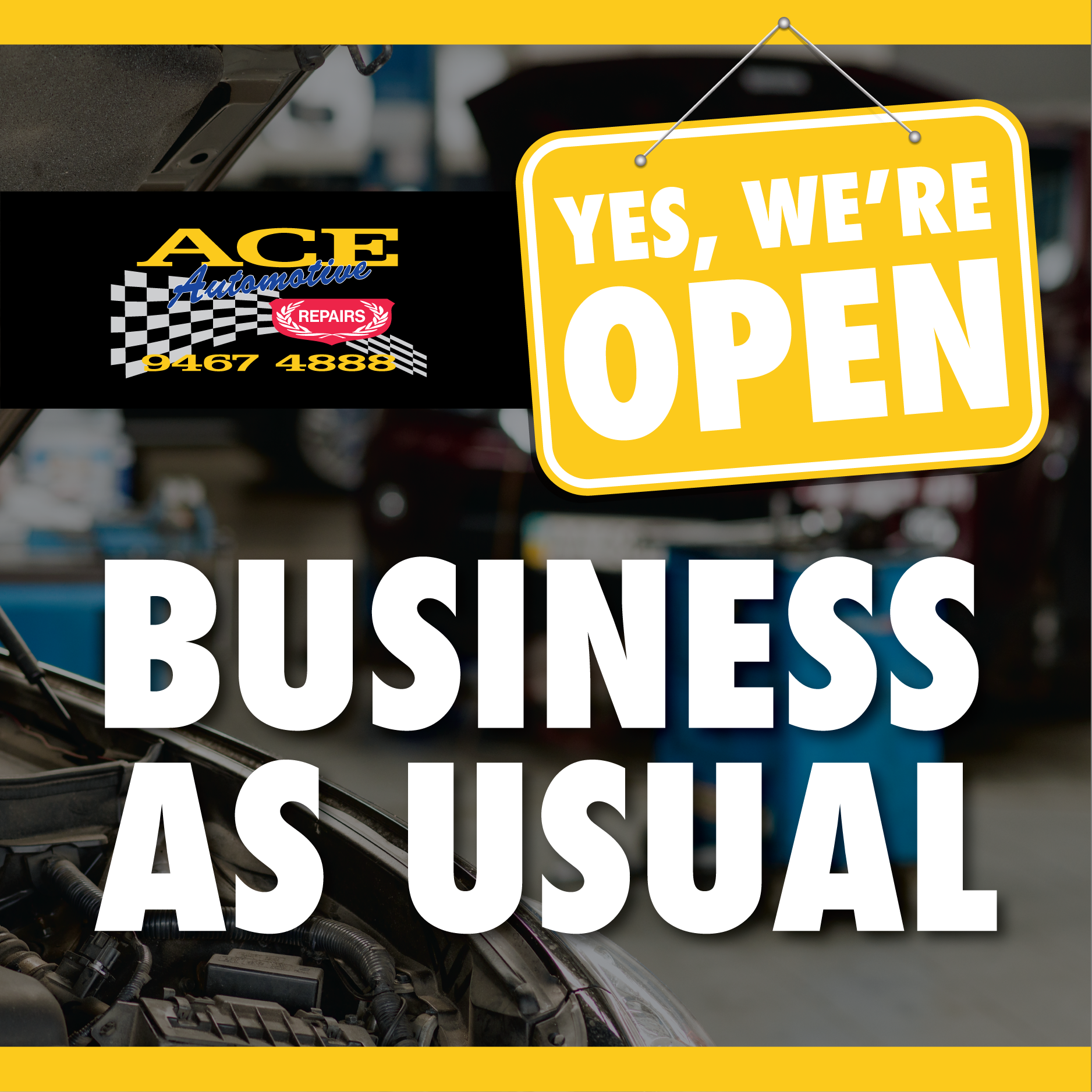 Home - image AceAutomotive_BusinessAsUsual on http://www.aceautomotive.com.au